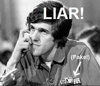 Stolen Valor Kerry