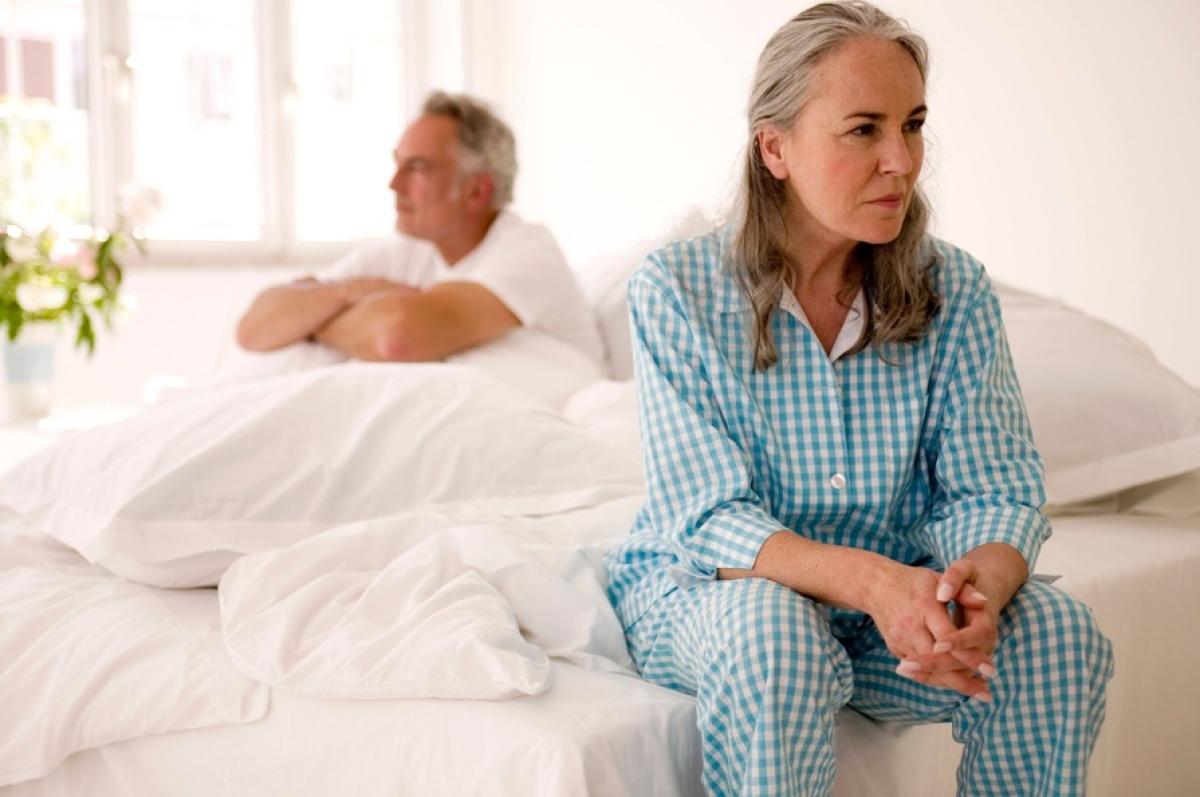 сексуальная жизнь женщины после 45 лет