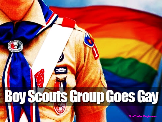 from Cayson does girl scouts ban gays