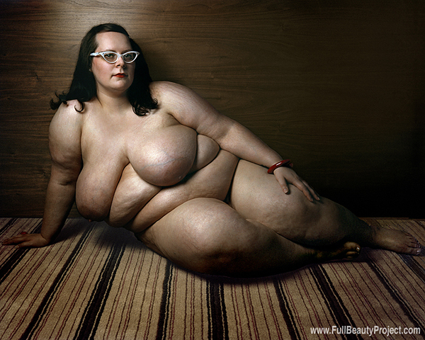 Super obese naked women pic