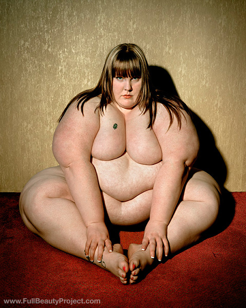 фото ню толстые женщины