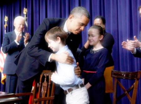 Obama, Guns, and Children