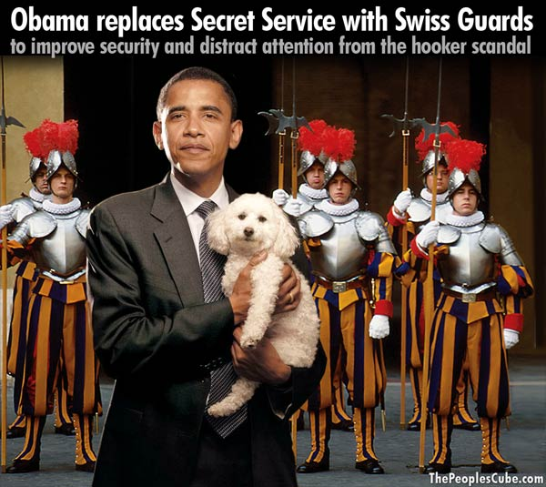 Scandal the vatican the swiss guard