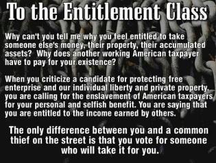 The Entitlement Class