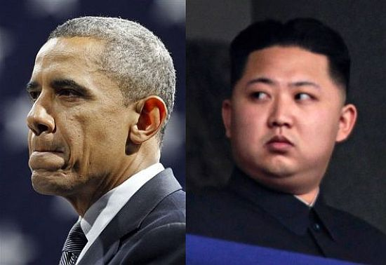 Kim Jong Un Obama