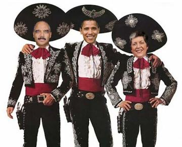 Customers three_Amigos