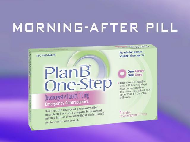 Ovral 28 Morning After Pill