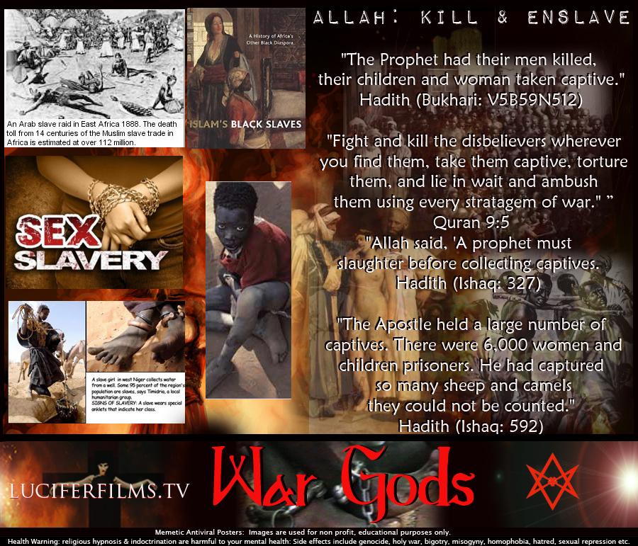 For Women captured sex slaves men
