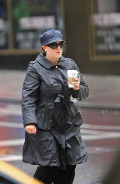 PICTURE EXCLUSIVE: Monica Lewinsky - Single, living with her mother and still struggling with her weight - but 'set to make $12m with a tell-all book about her affair with Clinton'