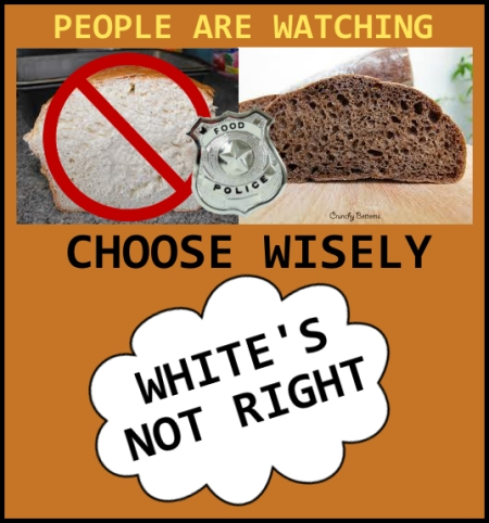White's Not Right