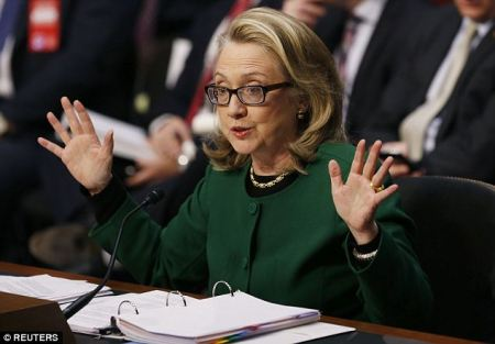 Hillary I don't know anything