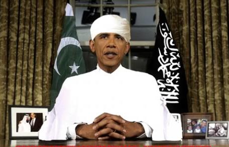 Obama Imanm