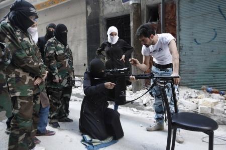 Female Extremism 07