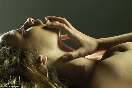 Woman Orgasm 02