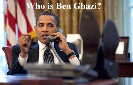 Who is Ben Ghazi