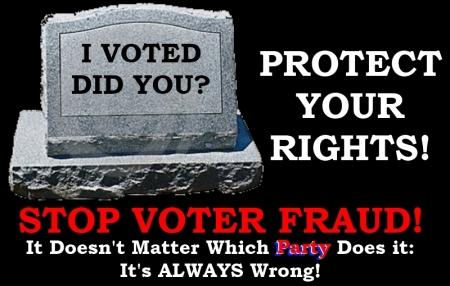 Voter Fraud 00
