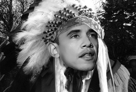 Black Eagle Obama 02