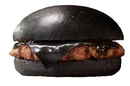 Black Obama Burger