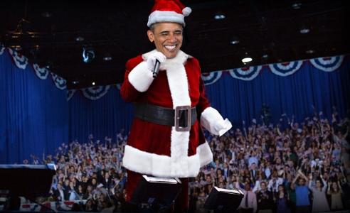Obama's Christmas Message | Andelino's Weblog