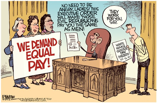 womens unequal pay essay April 12 is equal pay day, and it's the day that, if you're a woman, your earnings have finally caught up with what men were paid the previous year.