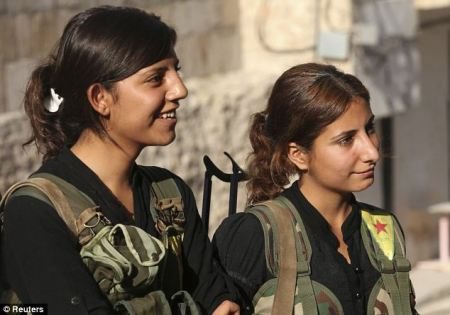 Female Soldiers 14