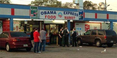 Obama Express Food Market 01
