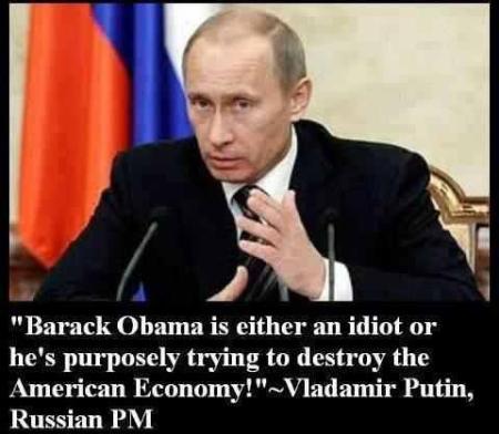The Idiot President 03