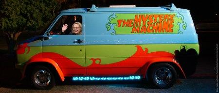 HillaryMysteryMachine