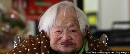 World's Oldest Woman Turns 115