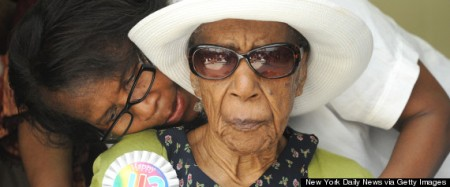 Miss Susie turns 113