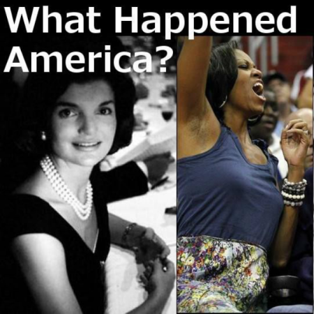 What Happened America 01