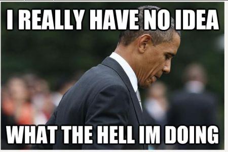 Delusional Obama 01