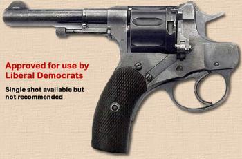 Guns for Liberals
