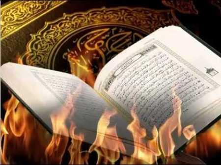 Qu'ran Burning 00