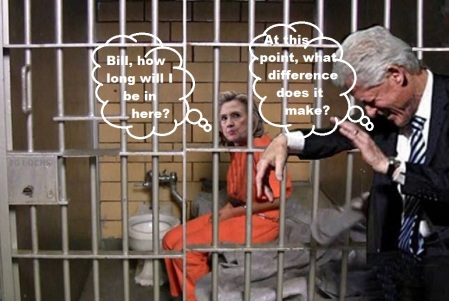 Hillary for Prison 2016 01