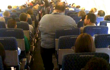Fat Airline Guy