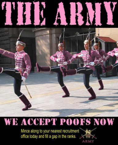 Gay Army 07