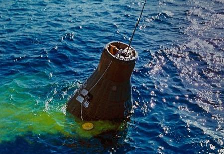 NASA Mercury Mission 06