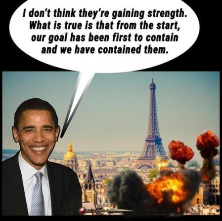 Obama's Idiotic ISIS Policy 02