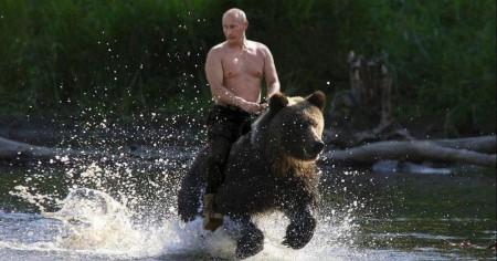 Poking the Russian Bear 01