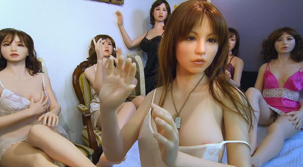 Секс робот рокси