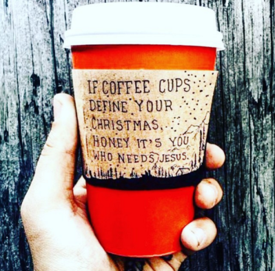 Starbucks Red Cup 08