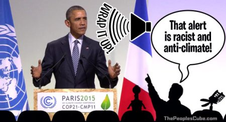 Bogus Climate Summit 01