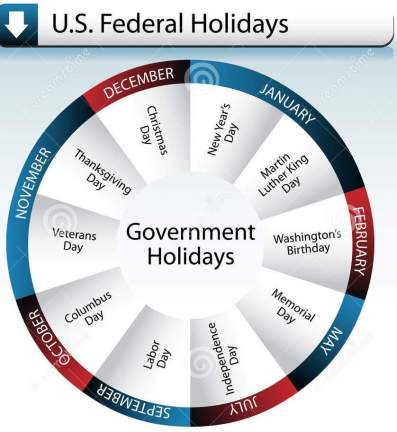 Happy Federal Holiday 02