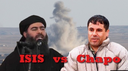 ISIS vs. Chapo 01