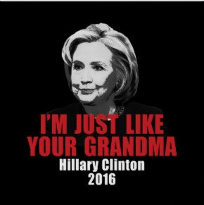 Schlonged Hillary 02