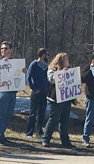 Donald's Penis 01