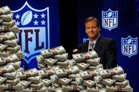 NFL Furer Roger Goodell 06