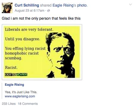 Curt Schilling 09