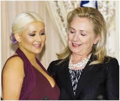 Hillary's Lesbian Lust 02